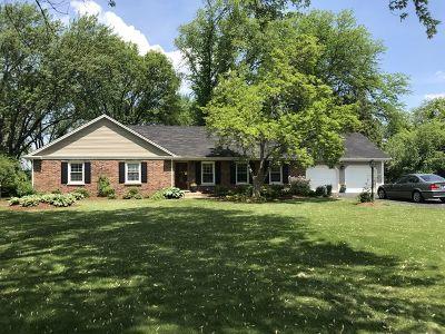 Glen Ellyn Single Family Home For Sale: 22w630 Elmwood Drive