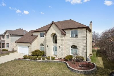 Oak Forest Single Family Home Contingent: 14825 Harbor Drive