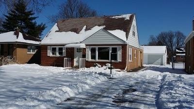 Berkeley Single Family Home For Sale: 1539 Morris Avenue