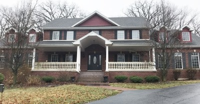 Palos Park Single Family Home For Sale: 8735 West 130th Street