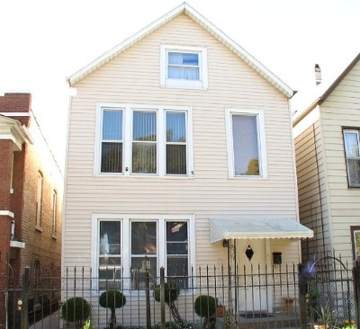 Multi Family Home Contingent: 2850 South Keeler Avenue