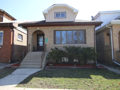Norridge IL Single Family Home Re-Activated: $264,000