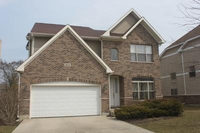 Buffalo Grove Single Family Home For Sale: 411 Raymond Road
