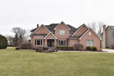 St. Charles Single Family Home For Sale: 1006 Sutton Place