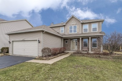 Bartlett IL Single Family Home For Sale: $349,900