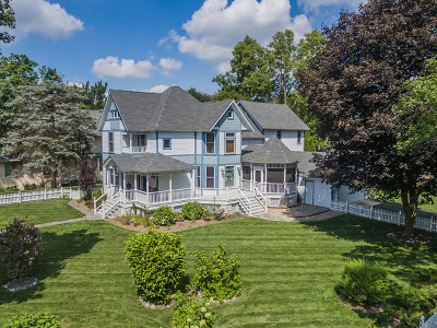 Naperville Single Family Home For Sale: 427 East Chicago Avenue