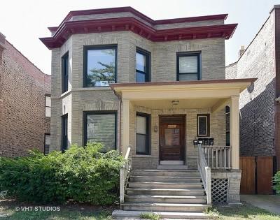 Multi Family Home For Sale: 3624 North Racine Avenue