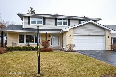 Arlington Heights Single Family Home For Sale: 107 North Harvard Avenue