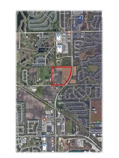 Elgin Residential Lots & Land For Sale: 40 Acres Randall Road