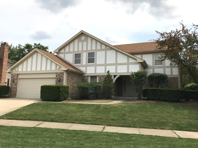 Bloomingdale Single Family Home For Sale: 340 White Hall Terrace