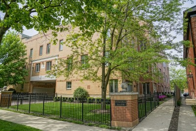 Oak Park Condo/Townhouse Contingent: 641 South Maple Avenue #I