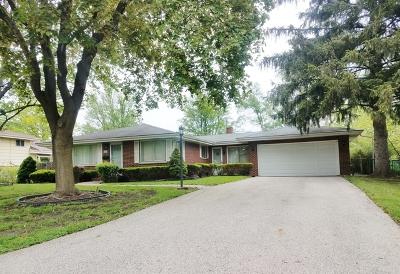 Glenview Single Family Home For Sale: 3424 Ralmark Lane
