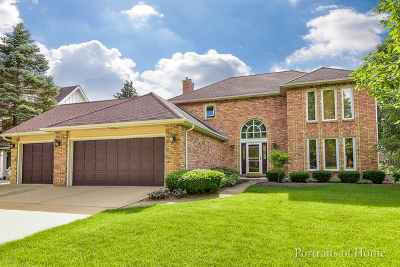 Wheaton Single Family Home For Sale: 2040 Chatham Drive
