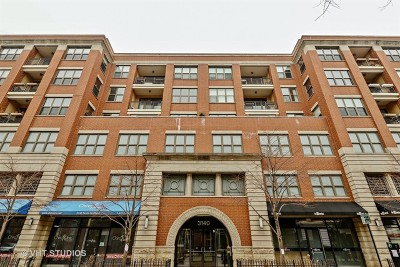 Chicago Condo/Townhouse For Sale: 3140 North Sheffield Avenue #704