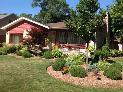Oak Lawn Single Family Home For Sale: 9606 Parkside Avenue