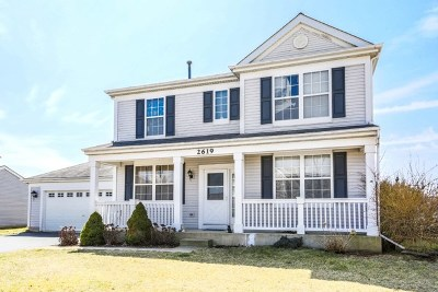 Montgomery Single Family Home Contingent: 2619 Avalon Lane