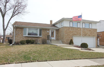 Melrose Park Single Family Home Contingent: 671 Winston Drive