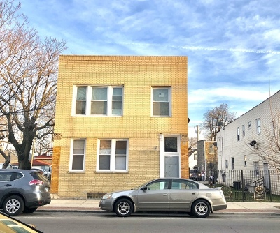Cicero Multi Family Home Re-Activated: 5043 West 25th Street