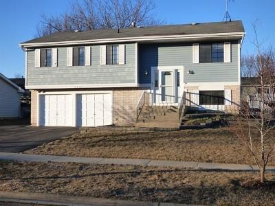 Hanover Park Single Family Home For Sale: 2274 Wildwood Lane