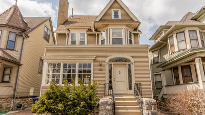 Oak Park Single Family Home Re-Activated: 325 North Grove Avenue