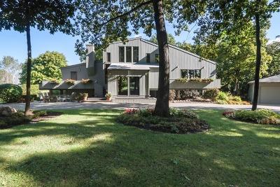 Kenosha County Single Family Home For Sale: 19531 116th Street