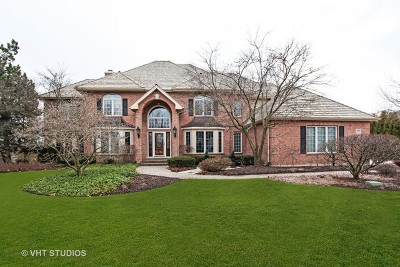 Libertyville Single Family Home For Sale: 14645 South Somerset Circle
