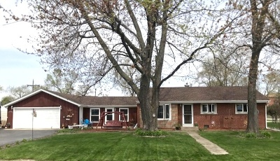 Justice  Single Family Home For Sale: 7946 South 83rd Avenue