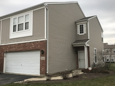 Lockport Condo/Townhouse For Sale: 16144 Bent Grass Drive