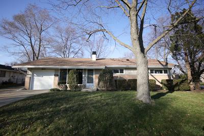 Hoffman Estates Single Family Home New: 400 Morgan Lane