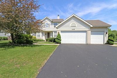 Buffalo Grove Single Family Home For Sale: 2470 Chambourd Drive