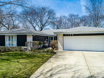 Arlington Heights Single Family Home New: 1136 South Salem Lane