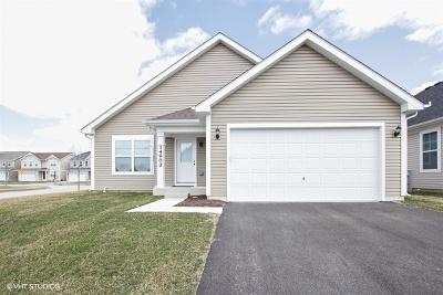 Plainfield Single Family Home For Sale: 14908 Flanders Lane