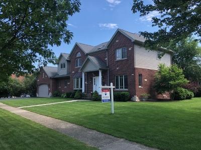Mount Prospect Single Family Home Price Change: 101 South Hatlen Avenue