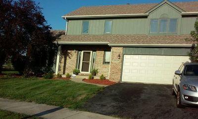 Richton Park Single Family Home Contingent: 22019 Brook Avenue