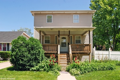 Maywood Single Family Home For Sale: 1837 South 20th Avenue