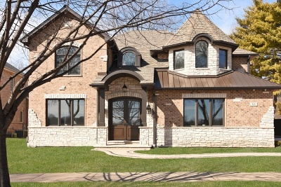 Arlington Heights Single Family Home For Sale: 818 North Dryden Avenue