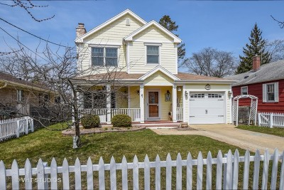 Barrington  Single Family Home New: 440 June Terrace