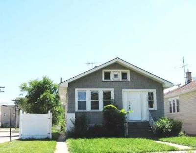 Bellwood Single Family Home For Sale: 2602 Glos Avenue