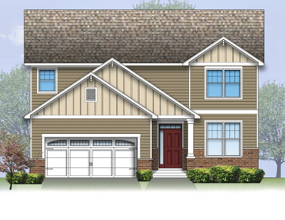Addison Single Family Home For Sale: Lot 12 Sunset Lane