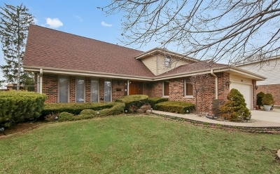 Glenview Single Family Home Contingent: 308 Bel Air Drive