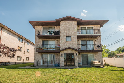 Hickory Hills  Condo/Townhouse For Sale: 8129 West 87th Street #1A