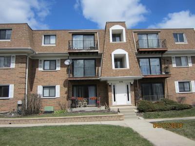 Glenview Condo/Townhouse For Sale: 4126 Cove Lane #D