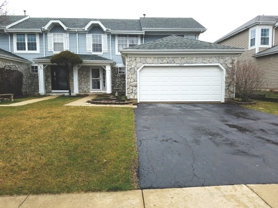 Bartlett IL Condo/Townhouse New: $232,000