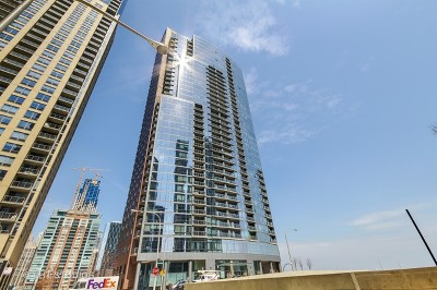 Condo/Townhouse For Sale: 450 East Waterside Drive #2711