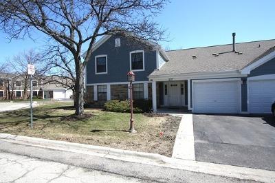 Schaumburg Condo/Townhouse New: 237 Oak Knoll Court #2B