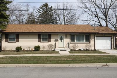 Elgin Single Family Home New: 723 North Porter Street