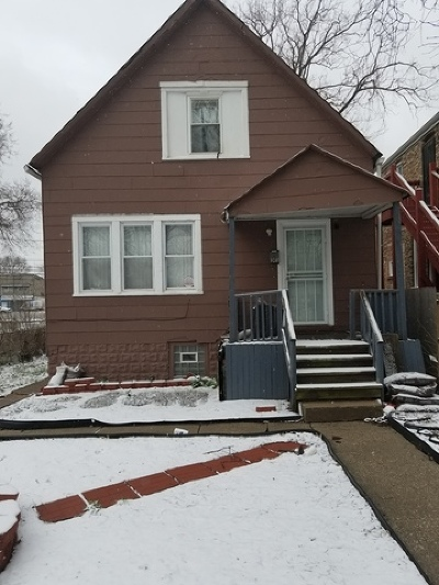 Single Family Home Re-Activated: 9240 South Dauphin Avenue
