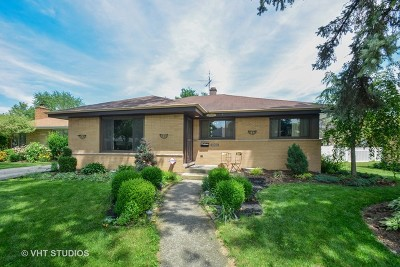 Single Family Home For Sale: 2519 Stratford Avenue