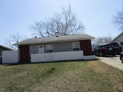 Sauk Village Single Family Home For Sale: 2132 219th Street