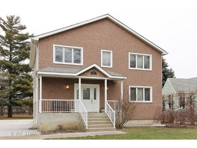 Elmhurst Single Family Home Price Change: 1313 Hamilton Avenue